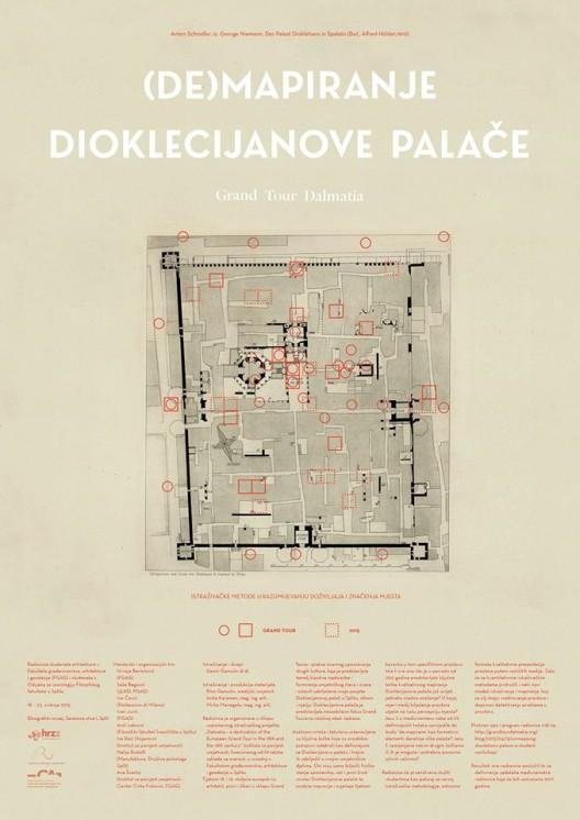 Radionica (De)mapiranje Dioklecijanove palače